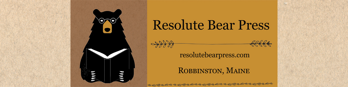 Resolute Bear Press Banner Image 1200X300px